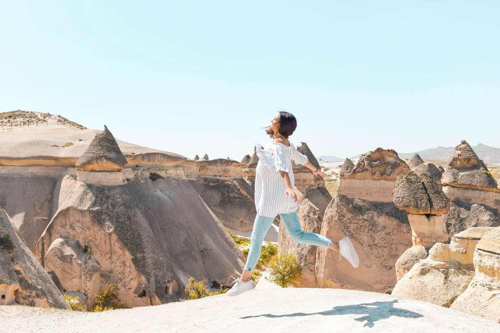 πόσο κοστίζει ένα ταξίδι στην Καππαδοκία