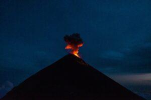 Ηφαίστεια Γουατεμάλα