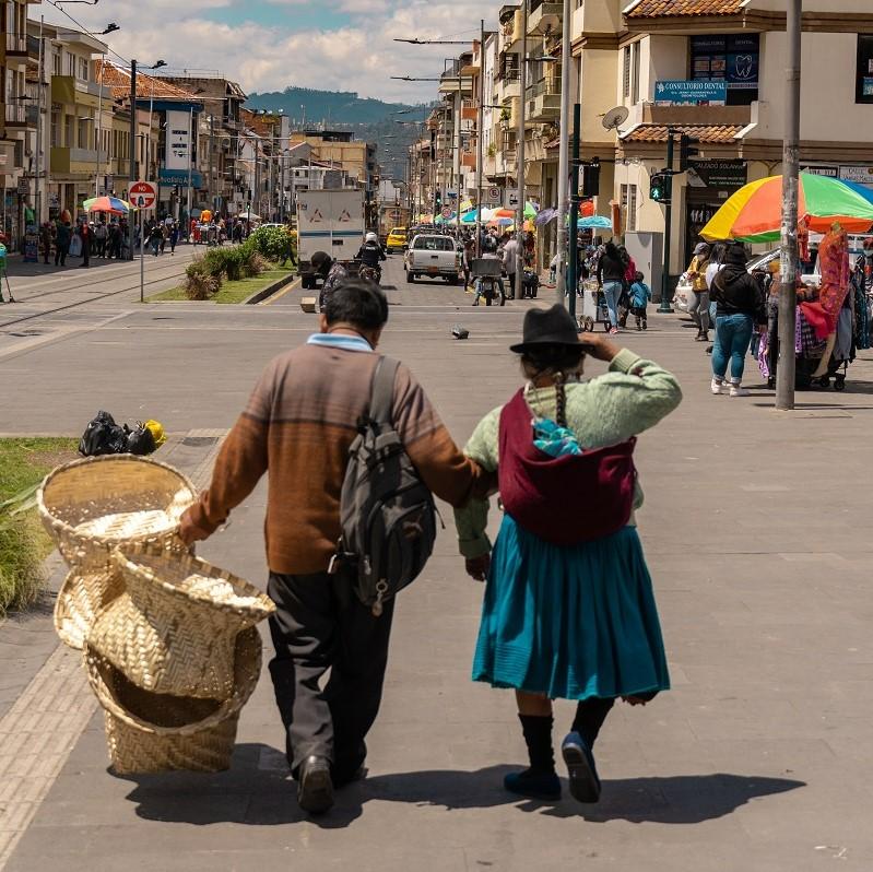 ταξίδι Εκουαδόρ